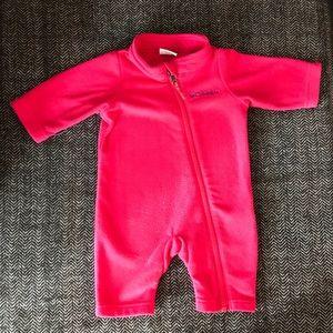 Columbia infant bunting